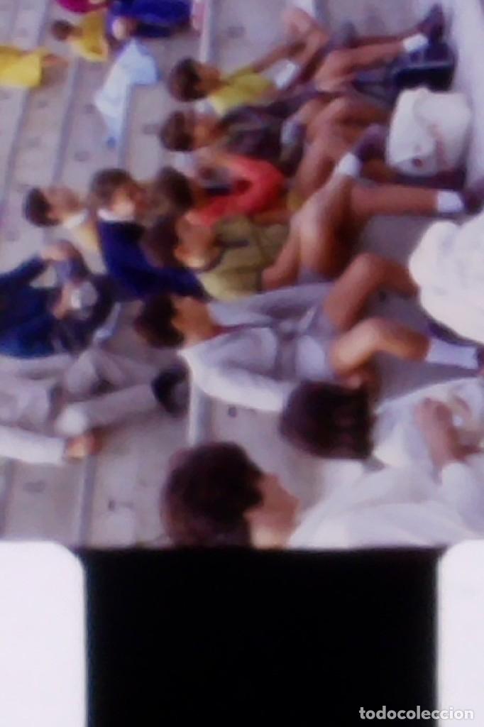 Coleccionismo deportivo: 1968, Campeonato nacional de natación, Categoría infantil. Cinta 8mm casera, único! - Foto 17 - 180866723