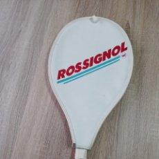 Coleccionismo deportivo: RAQUETA TENIS ROSSIGNOL VINTAGE. Lote 182267260