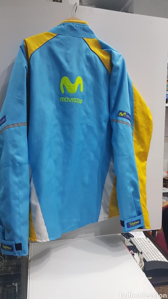 Coleccionismo deportivo: CAZADORA RENAULT F1 TEAM TELEFONICA TALLA XXL - Foto 2 - 183414035