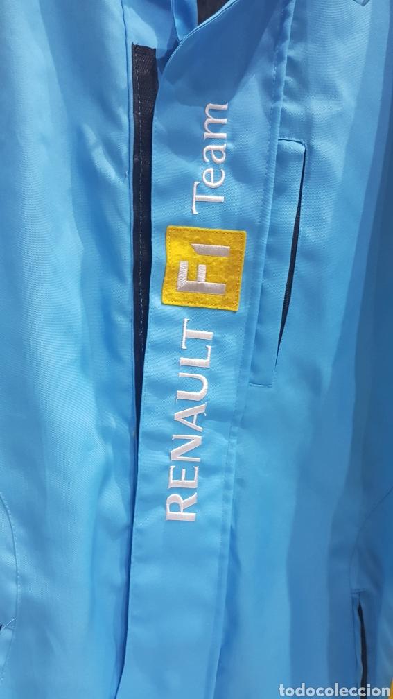 Coleccionismo deportivo: CAZADORA RENAULT F1 TEAM TELEFONICA TALLA XXL - Foto 4 - 183414035