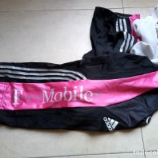 Coleccionismo deportivo: CULOTTE CICLISMO T-MOBILE 2006. ULLRICH, CAVENDISH, HONCHAR. XL. Lote 183472705