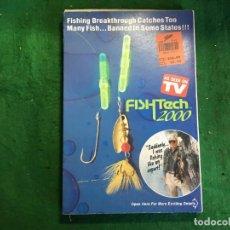 Coleccionismo deportivo: FISHTECH 2000 PESCA. Lote 183541300