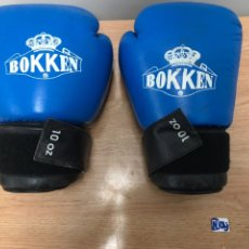 Coleccionismo deportivo: GUANTES DE BOXEO BOKKEN. Lote 184436797