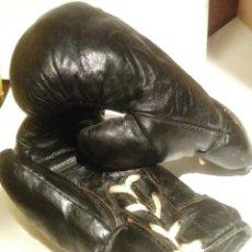 Coleccionismo deportivo: GUANTES DE BOXEO DE PIEL 4 OZ. Lote 185935718