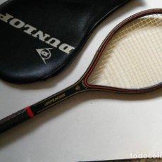 Coleccionismo deportivo: RAQUETA DUNLOP QUARTZ. Lote 186204920
