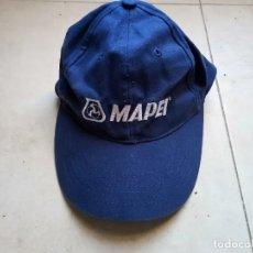 Coleccionismo deportivo: GORRA MAPEI. CICLISMO. Lote 186404198