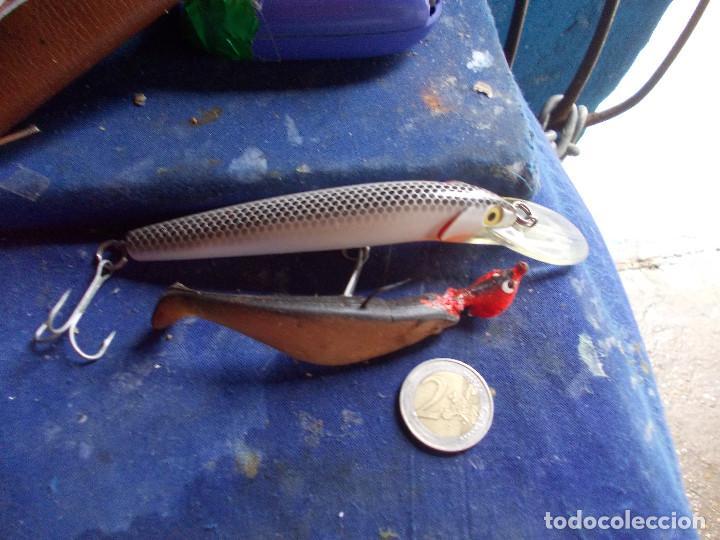 Coleccionismo deportivo: peces para pesca-2 - Foto 4 - 187448355