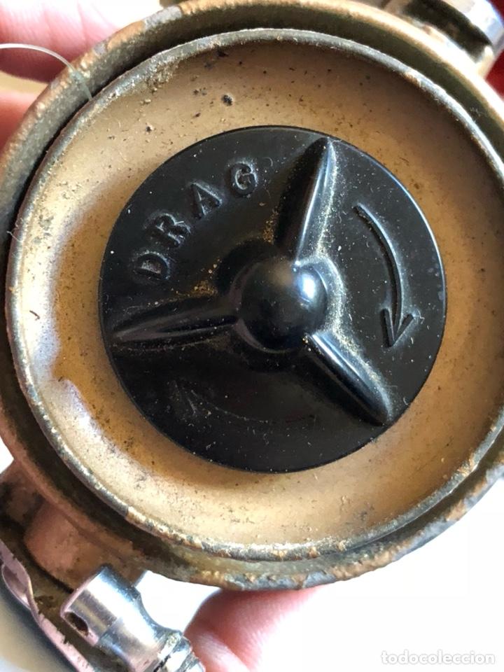 Coleccionismo deportivo: Carrete de pesca marca karmann N 41 - Foto 3 - 189489121