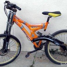 Coleccionismo deportivo: BICICLETA QUAKEPROOF BIKE OSCAR 01 SW INFINITE HI-PERFORMACE, VINTAGE, PIEZA ÚNICA, ÚNICA FABRICADA. Lote 167559584
