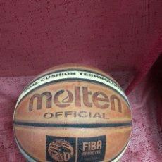 Coleccionismo deportivo: BALON BALONCESTO MOLTEN FIBA 2003. Lote 190090002