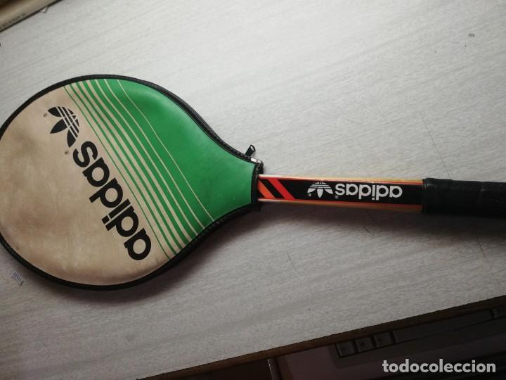 barato Torpe Y así  raqueta adidas - ilie nastase - Buy Old Equipment of other Sports at  todocoleccion - 190103736