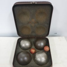 Coleccionismo deportivo: MALETA DE PETANCA. Lote 190230998