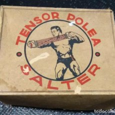 Coleccionismo deportivo: TENSOR POLEA SALTER. Lote 203322217