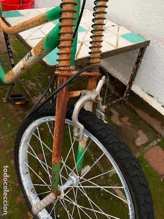 Coleccionismo deportivo: Bicicleta Orbea Furia para restaurar - Foto 4 - 190368915