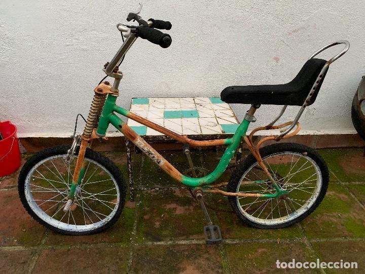 Coleccionismo deportivo: Bicicleta Orbea Furia para restaurar - Foto 5 - 190368915