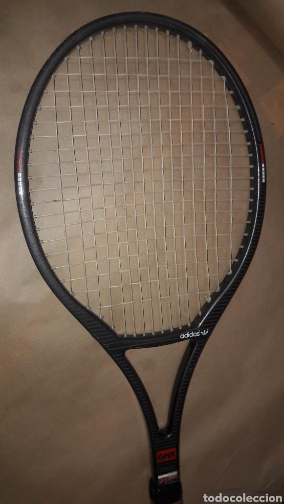 Coleccionismo deportivo: LOTE 2 RAQUETAS ADIDAS GMX SIROCCO - Foto 4 - 191157065