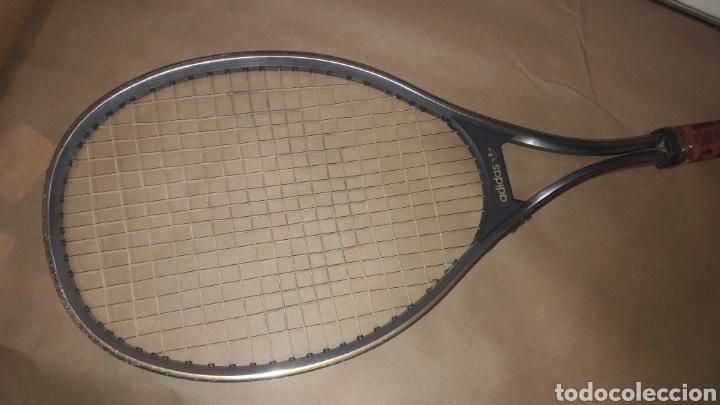 Coleccionismo deportivo: LOTE 2 RAQUETAS ADIDAS GMX SIROCCO - Foto 7 - 191157065