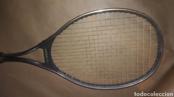 Coleccionismo deportivo: LOTE 2 RAQUETAS ADIDAS GMX SIROCCO - Foto 9 - 191157065
