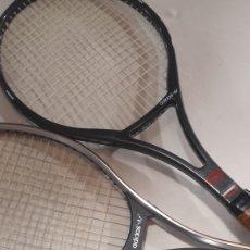 Coleccionismo deportivo: LOTE 2 RAQUETAS ADIDAS GMX SIROCCO. Lote 191157065