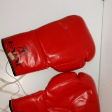 Coleccionismo deportivo: ANTIGUOS GUANTES DE BOXEO BANK. Lote 191223253
