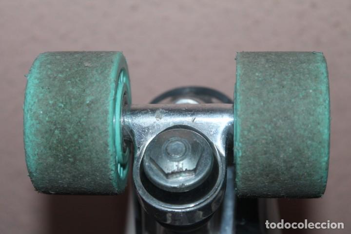 Coleccionismo deportivo: bonitos patines de cuatro ruedas talla 40 - Foto 8 - 191309975