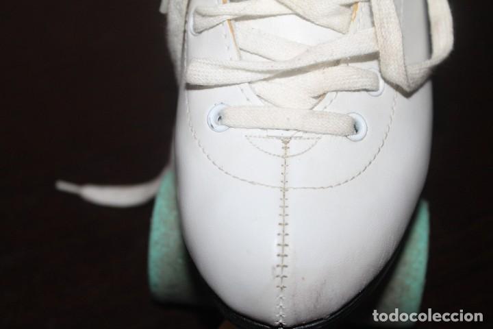 Coleccionismo deportivo: bonitos patines de cuatro ruedas talla 40 - Foto 11 - 191309975