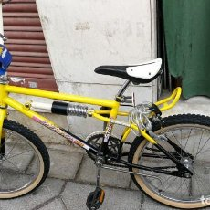 Coleccionismo deportivo: BH BICICLETA ANTIGUA BICI BMX CALIFORNIA STAR 2 VINTAGE. Lote 75007667