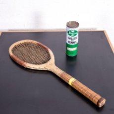 Coleccionismo deportivo: RAQUETA ANTIGUA. Lote 192354005