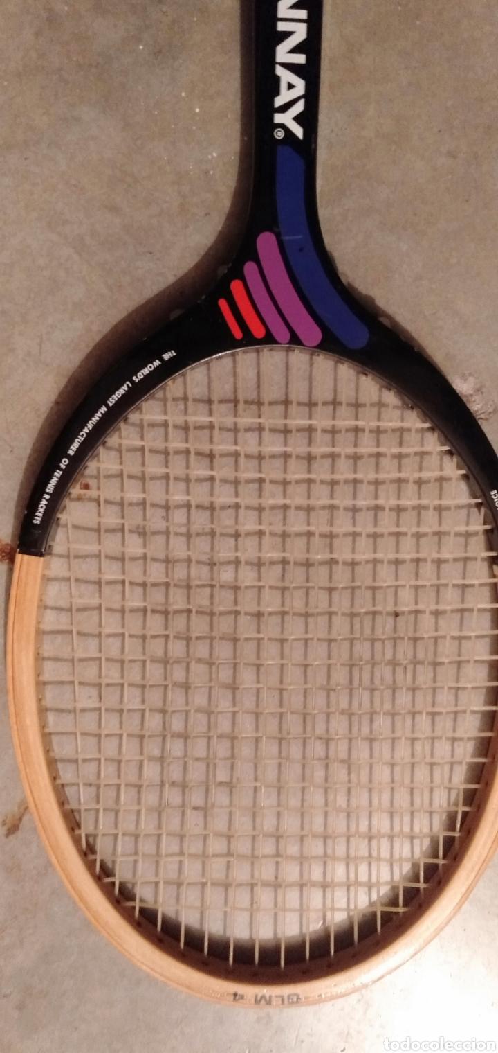 Coleccionismo deportivo: Raquetas de tenis Donay - Foto 2 - 192640283