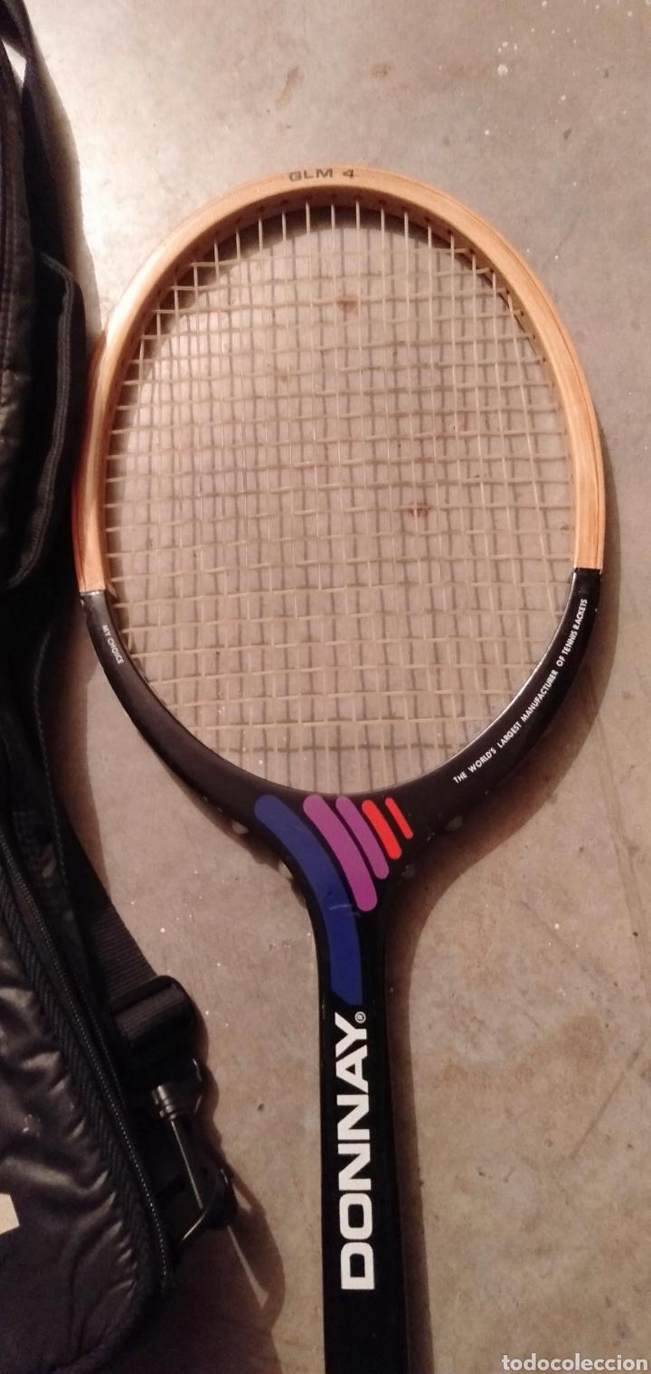 Coleccionismo deportivo: Raquetas de tenis Donay - Foto 6 - 192640283