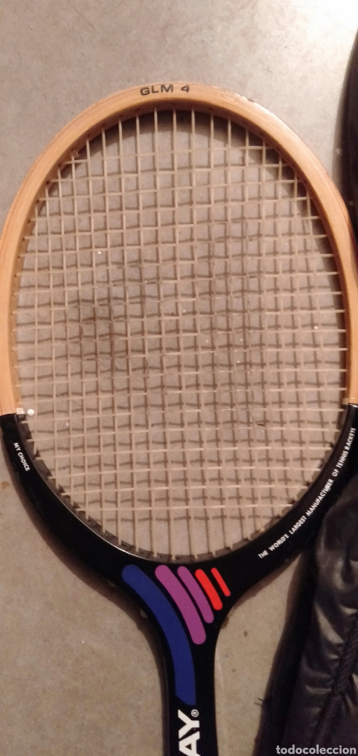 Coleccionismo deportivo: Raquetas de tenis Donay - Foto 7 - 192640283