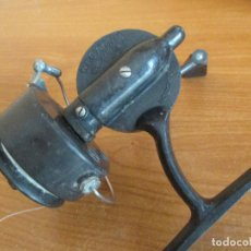 Collectionnisme sportif: CARRETE DE PESCA ANTIGUO MARCA SAGARRA. Lote 194258068