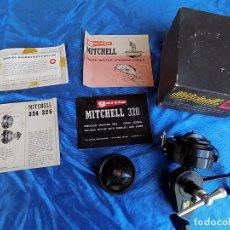 Coleccionismo deportivo: CARRETE MITCHELL 324. Lote 194929700