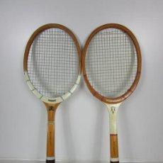 Coleccionismo deportivo: RAQUETAS DE TENIS HOLANDESAS - RAQUETA PINGUIN - AÑOS 60-70. Lote 195172893