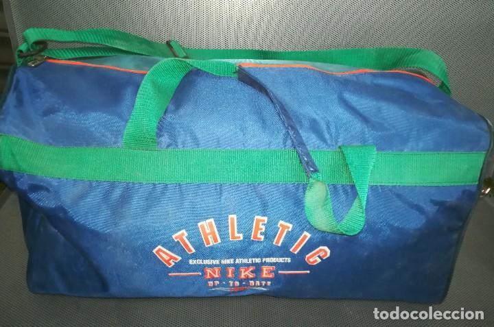 paquete elegante y resistente comprar popular apariencia estética antigua bolsa deporte grande nike cidesport - Comprar en ...
