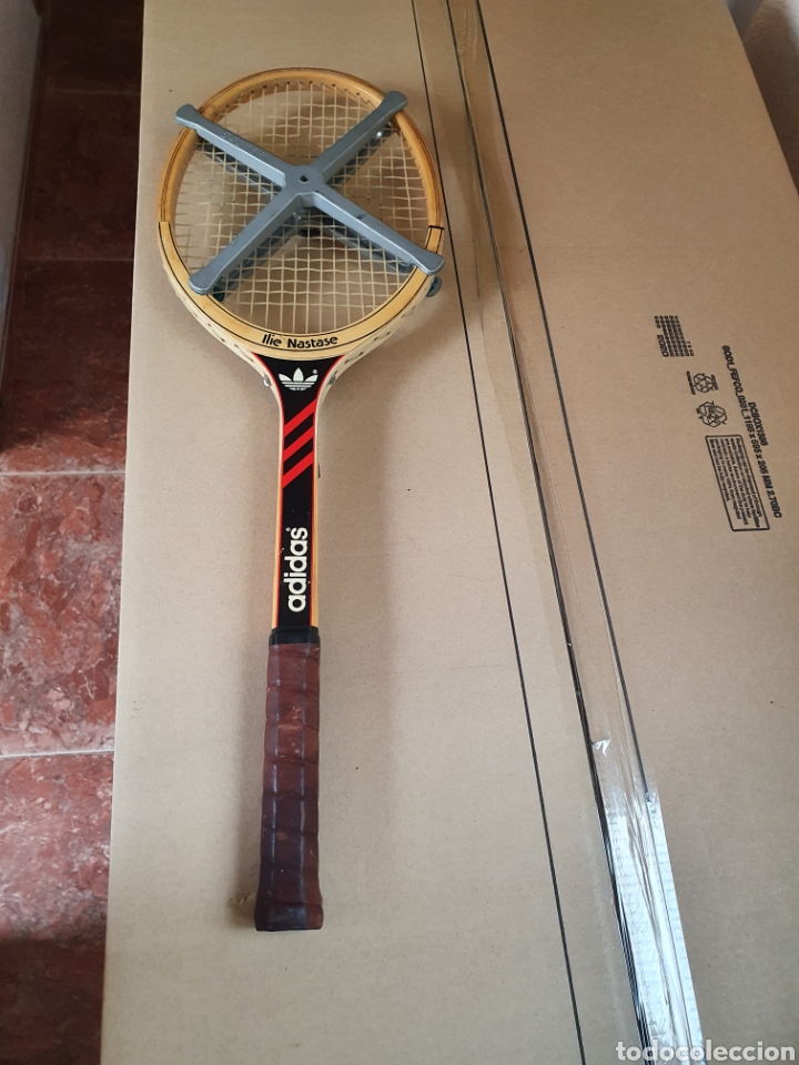 Raqueta Adidas Ilie Nastase Raqueta De Tenis Sold At Auction 197904723