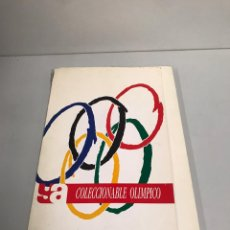 Coleccionismo deportivo: COLECCIONABLE OLÍMPICO. Lote 199376738