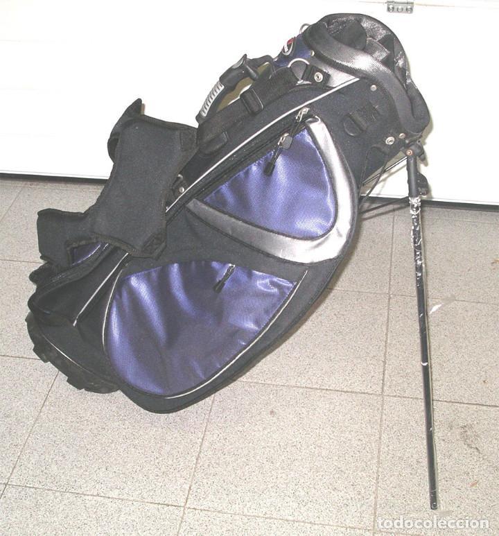 Coleccionismo deportivo: Bolsa Golf tripode Tour Eagle, como nueva. Med. 90 cm alt - Foto 2 - 201570421