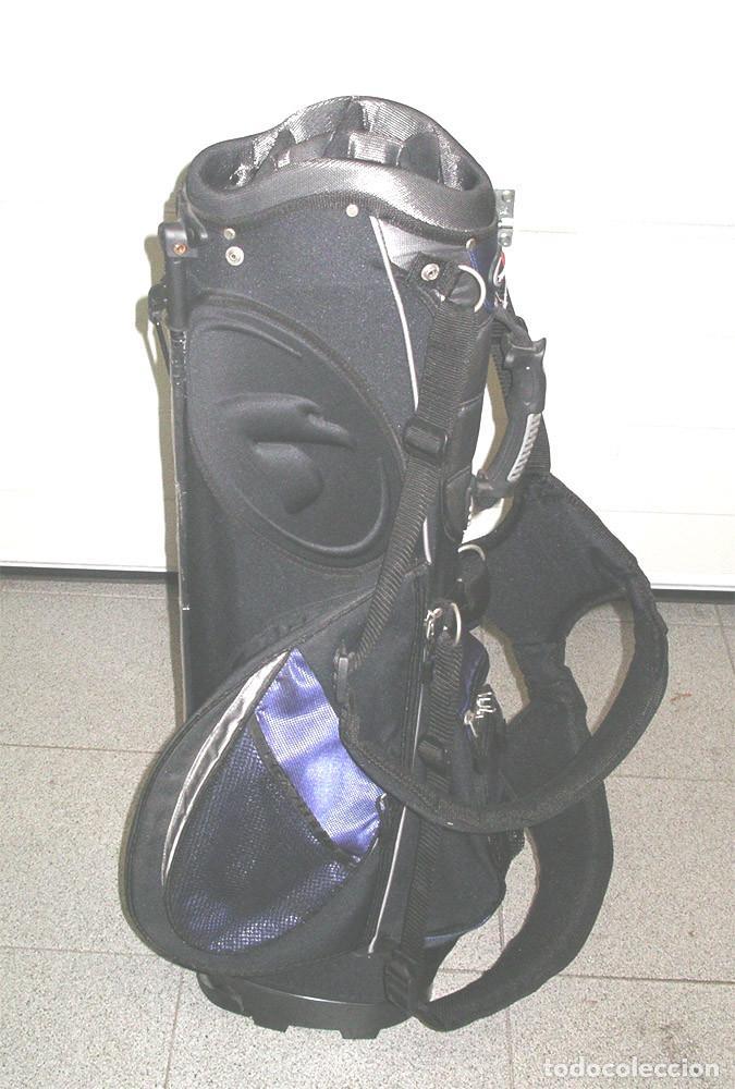 Coleccionismo deportivo: Bolsa Golf tripode Tour Eagle, como nueva. Med. 90 cm alt - Foto 4 - 201570421