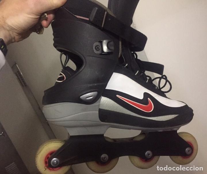 Impedir Resentimiento abdomen  patines fitness en línea nike air nº 45 - Comprar en todocoleccion -  201752106