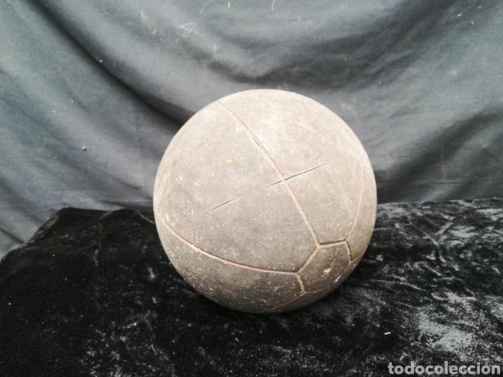 VIEJO BALÓN MEDICINAL (Coleccionismo Deportivo - Material Deportivo - Otros deportes)