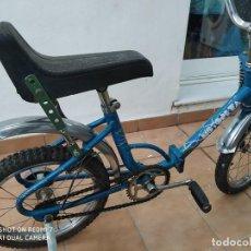 Coleccionismo deportivo: BICICLETA MOTORETTA INFANTIL JUVENIL CLASICA BICICLETA GAC BMX. Lote 205090386