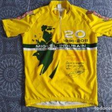 Coleccionismo deportivo: MAILLOT CICLISMO PIRENAICA 2011. Lote 206455856