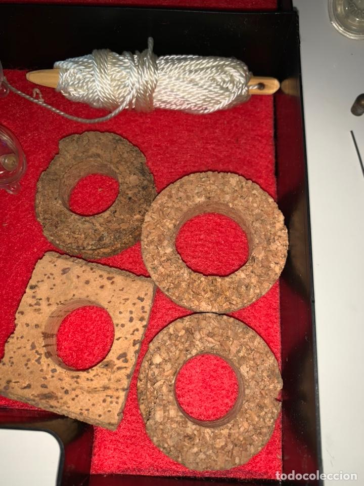 Coleccionismo deportivo: Pesca 36 cucharillas, hilo de pescar, anzuelos, varios lote - Foto 14 - 207400560