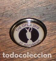 GOLF MARCADOR BOLAS - THE OPEN 2010 ST. ANDREWS - (Coleccionismo Deportivo - Material Deportivo - Otros deportes)