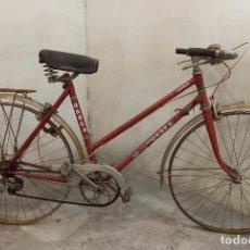 Coleccionismo deportivo: BICICLETA ORBEA DEBA ROJA. AÑOS '70-'80. Lote 208303772