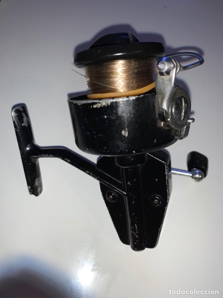 Coleccionismo deportivo: Antiguo carrete de pesca olympic mod. 81 spinning - Foto 4 - 208423143