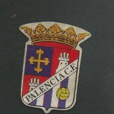 Coleccionismo deportivo: PEGATINA ANTIGUA EQUIPO DE FUTBOL PALENCIA. Lote 210097665