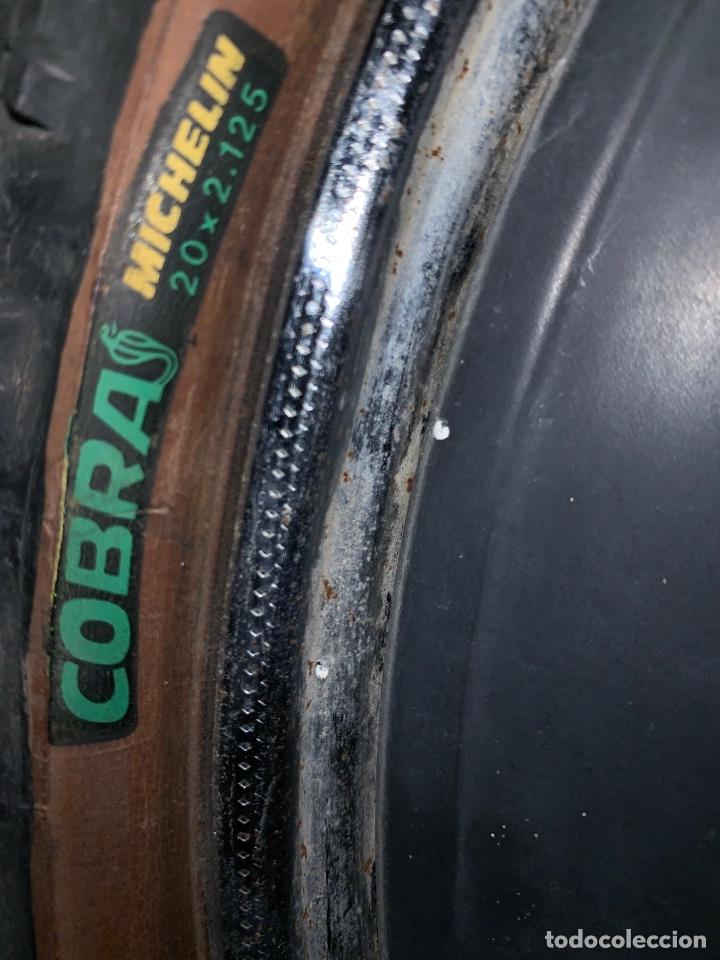 Coleccionismo deportivo: Bicicleta de BMX Torrot el Dorado Golden Gate con llantas lenticulares - Foto 11 - 211690620