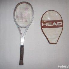 Coleccionismo deportivo: RAQUETA DE TENIS DE MADERA AMF HEAD ARTHUR ASHE COMPETITON 2 NUMERADA. BORON FLEX. DE COLECCIÓN.. Lote 212907398
